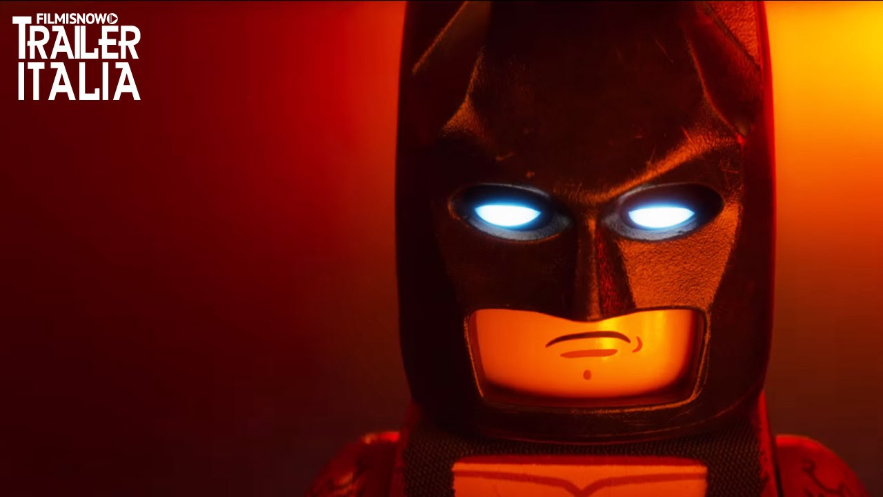 LEGO BATMAN IL FILM - Trailer Italiano Ufficiale #2 [HD]