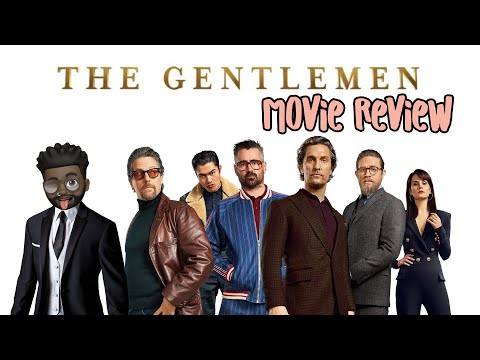 THE GENTLEMAN (2020) MOVIE REVIEW