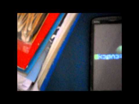 How to install android 2.2 on HTC Touch HD/Blackstone Part 2