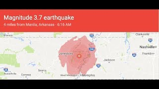 Earthquake New Madrid Fault! Earthquake Warning Oct 18-22 2017 and Another Heads up About Mississippi River! (Videos)