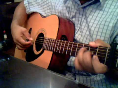 Hindi Song - Na Jaane Kyon Hota Hai - Guitar Solo version