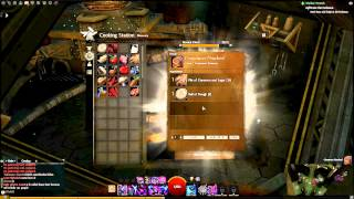Guild Wars 2: Cooking - Low Level Cooking