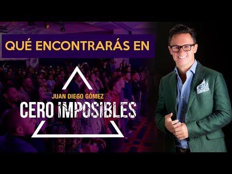 ¿Qué encontrarás en Cero Imposibles) / Juan Diego Gómez - PNL