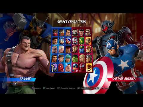 download lagu Marvel Vs. Capcom: Infinite Thor Infinate? gratis