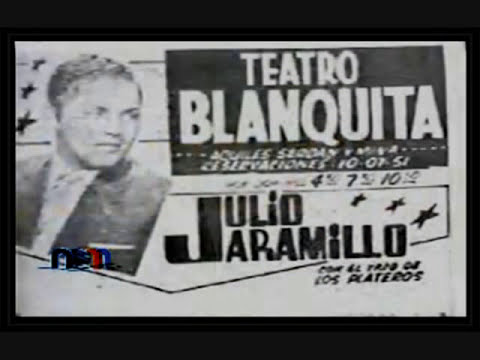 Julio Jaramillo canta el valse Despecho.wmv