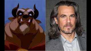 Beauty and the Beast (1991) Voice Actors Cast and Characters