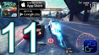 NEED FOR SPEED No Limits Android iOS Walkthrough - Part 11 - Underground: Chapter 4: RPM