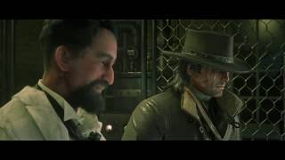 UN BRILLANTE SALTIMBANQUI PARTE II MISION DRAGIC JOHN MARSTON Red Dead Redemption 2 GAMEPLAY PS4