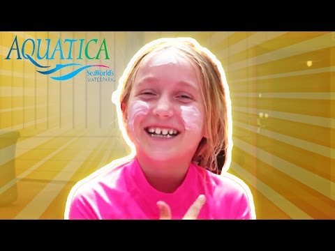 AQUATICA ORLANDO WATERPARK | SEA WORLD | [DAILY VLOG]