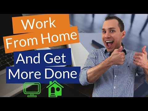 How to work from home effectively for Entrepreneurs | 3 Techniques To Maximize Your Productivity