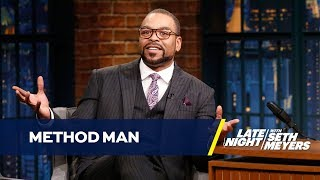 Method Man Tells the Story Behind Donald Trump