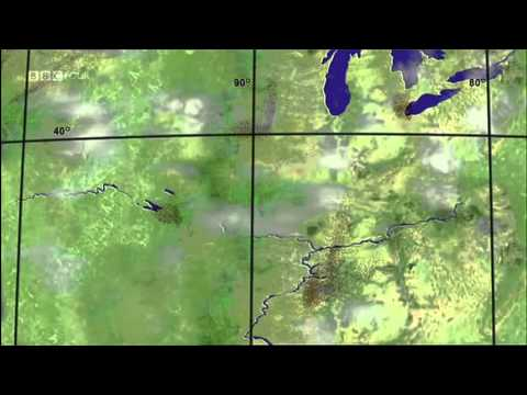 Monarch Butterfly Migration - As Seen by Doppler Radar
