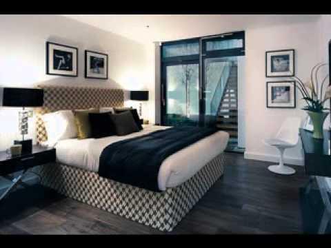 easy basement bedroom design decorating ideas youtube