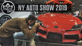 First Look at the 2019 New York International Auto Show | 2020 GT500, Toyota Supra, Acura NSX + more