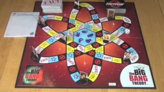Big Bang Theory Fact or Fiction Trivia Game Review - with Ryan Metzler