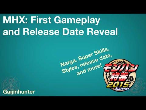 MHX: Live Gameplay + News!