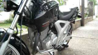 CBX 250 Twister (cibermission)