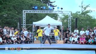 KITE(JAPAN) Judge Move | Samurai 2016.07.03 | UGcrapht×Funky Stadium