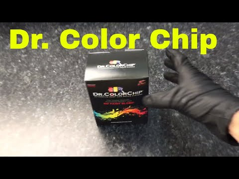 Dr. ColorChip Road Rash Complete Paint Chip Repair Kit!!