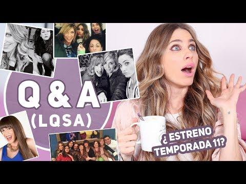 LQSA Q&A - Vanesa Romero TV