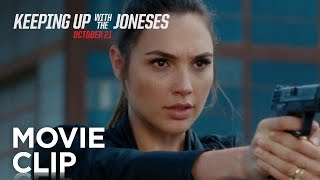 """Keeping Up With The Joneses   """"Your Wife"""" Clip [HD]   20th Century FOX"""