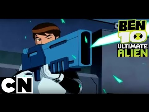 Ben 10: Ultimate Alien - Coolest moments #2