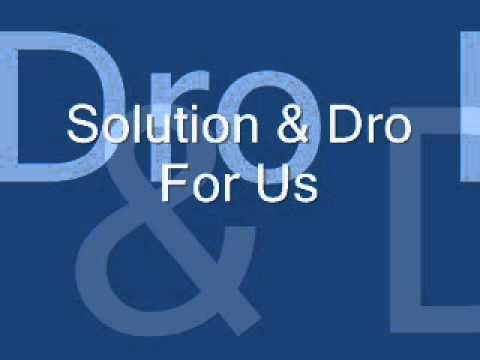 For Us - Solution Featuring Dro