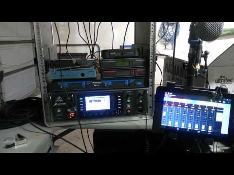 BEHRINGER X32 RACK DOWN AND DIRTY IEM
