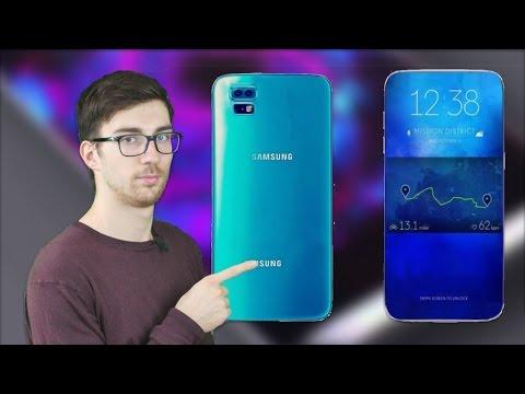 Samsung Galaxy S8: Nuovo Assistente Vocale E Schermo Senza Bordi?