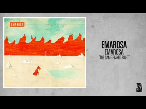 Emarosa - The Game Played Right