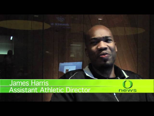 Oregon Coach Greg Austin