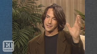 Flashback: Keanu Reeves