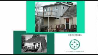 Remodeling: Second Story Additions, New Dormers and Attic Conversions