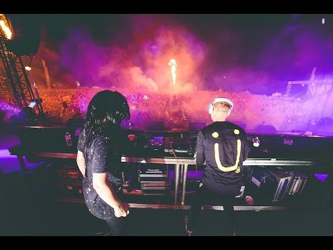 Jack U - Live at Madison Square Garden, NY - 1/1/15 (With Video)(FULL SET)