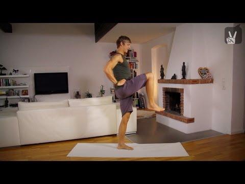Fitness Workout Für Die Beine video