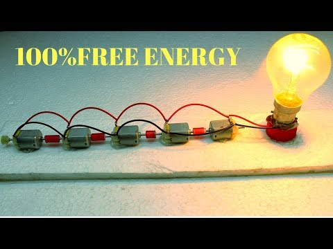 Lifetime Free Energy Generator Device For Lifetime - Lifetime Free energy Generator Device thumbnail