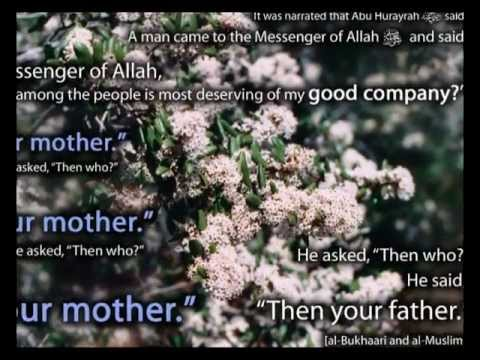Meri Maa (my Mother)-urdu Nasheed.mpg video