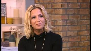 Sarah Harding - Interview - This Morning - 3rd August 2015