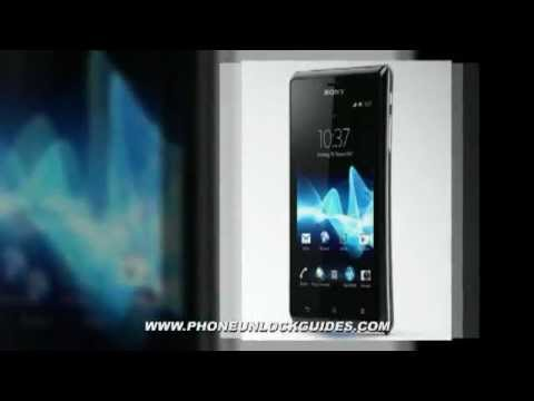 unlock sony xperia j use any network on sony xperia j