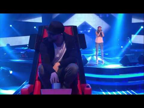Sophie sings 'Best Of You' by Foo Fighters - The Voice Kids 2015 - Blind Auditions