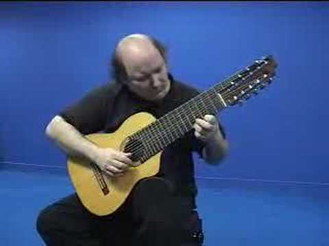 John Francis: Coral Sunset / 11 string solo guitar music eleven original