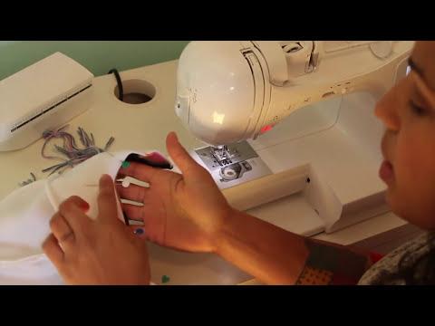 Como hacer un gorro de invierno- Polar/Fleece