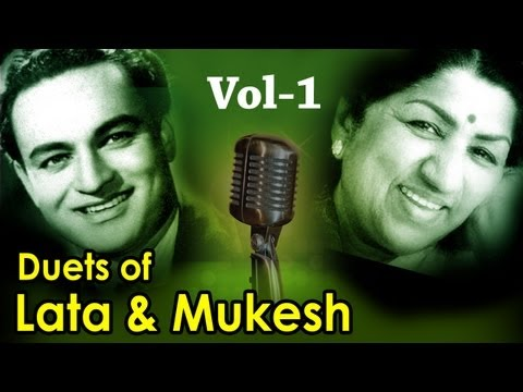 Best Of Lata Mangeshkar & Mukesh Duets - Vol 1 - Top 10 Lata Mukesh Songs video