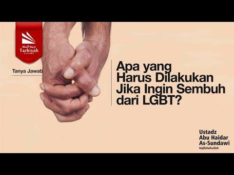 Ustadz Menjawab   Apa yang harus dilakukan apabila ingin sembuh dari penyakit LGBT