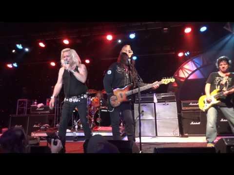 Rock Legends Cruise II-Black Oak Arkansas-Jim Dandy to the Rescue