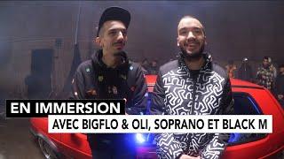 En immersion  avec BigFlo & Oli, Soprano, Black M : LA VIE DE RÊVE, avenir, gestion du succès,...