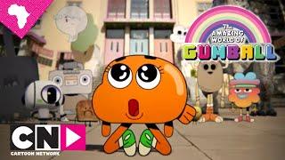 Darwin's True Love | The Amazing World of Gumball | Cartoon Network