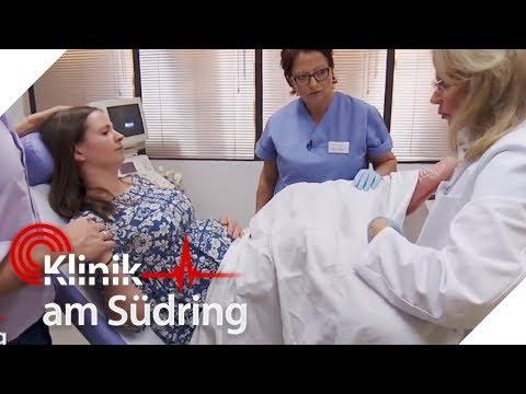 Blutungen in der Schwangerschaft: Sind die Zwillinge in Gefahr? | Klinik am Südring | SAT.1 TV