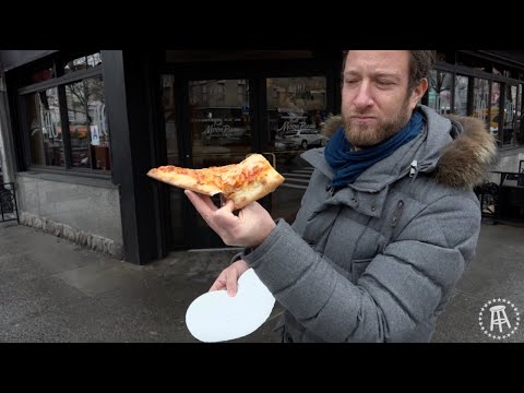 Barstool Pizza Review - Full Moon Pizza (Bronx)