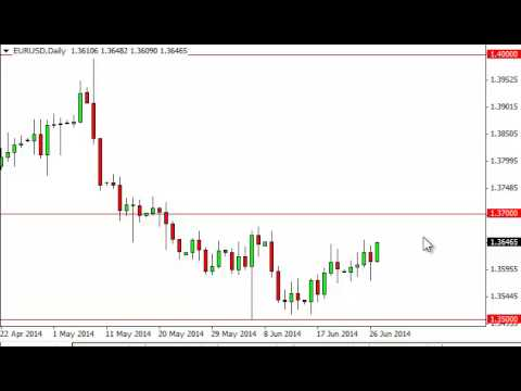 EUR/USD Technical Analysis for June 30, 2014 by FXEmpire.com